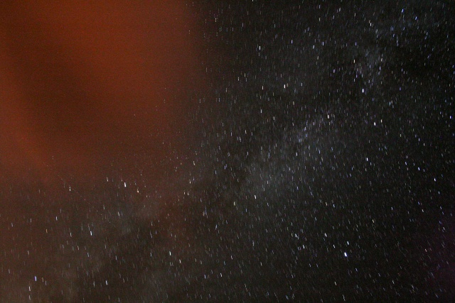 The Summer Triangle, and the Milky Way beyond